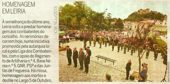 journal correio da manha convivio: