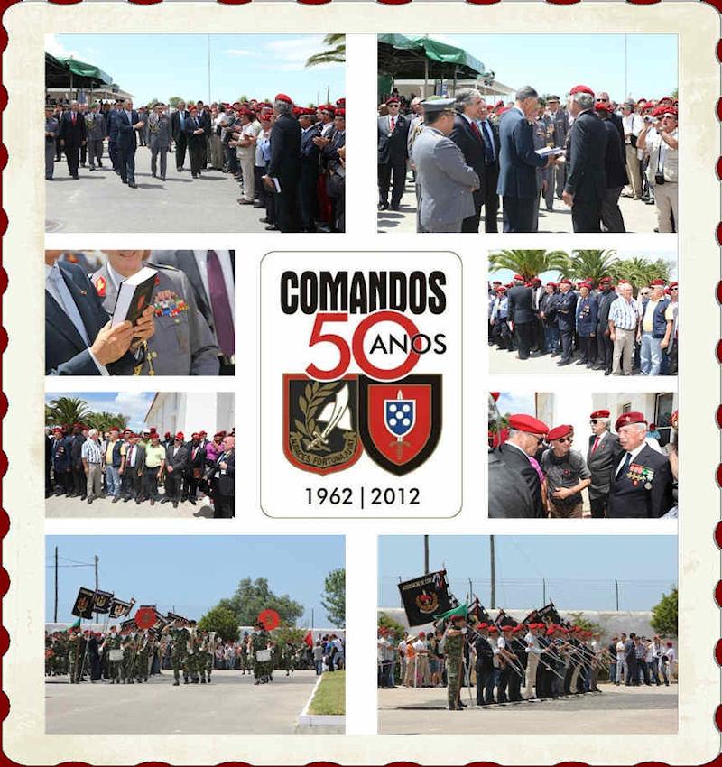 Mais fotografias da cerimónia realizada no Centro de Tropas Comandos f55ceead77a